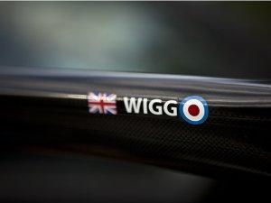 Wiggo's frame decals